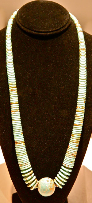 Necklace by Jimmy Calabaza