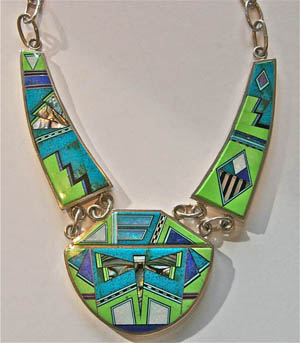 Dragonfly Necklace by Duran Gaspar
